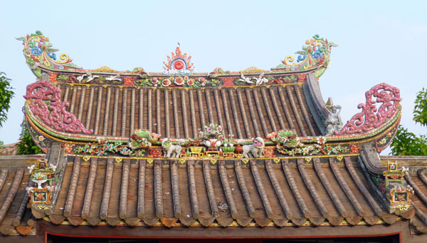 Kaiyuan Temple, Chaozhou, Guandong. Photo by Brian Lander.